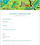 Questionnaire FO sur les emplois du temps d EVS decembre 2015